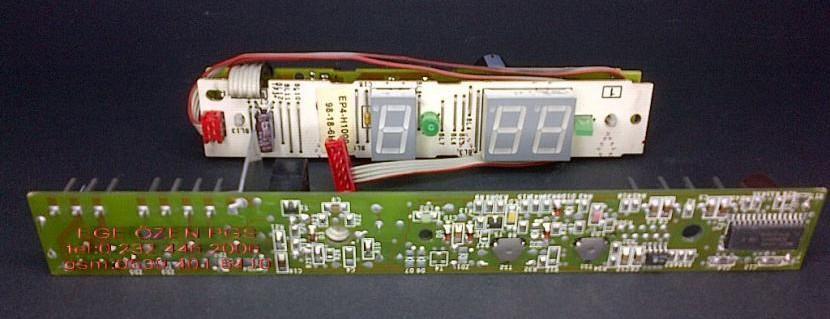 Buzdolabı Elektronik Kartı